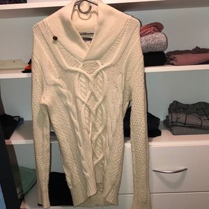 Gorgeous wool Vince cowl-neck sweater